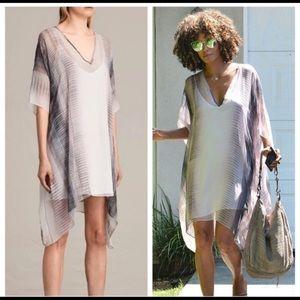 All Saints Ricia Dusk Dress